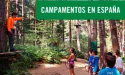Vivacs y summer camps en Madrid